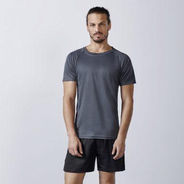 Camiseta M/C Montecarlo 0425 Hombre de Roly