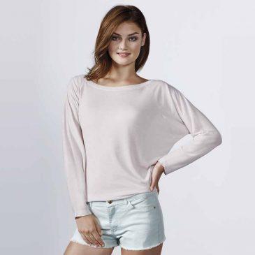 Camiseta M/L Dafne 6561 Mujer de Roly