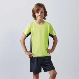 Camiseta M/C Shanghay 6595 Niño de Roly