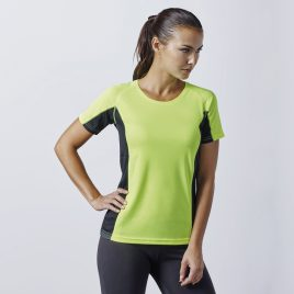 Camiseta M/C Shanghay Wom 6648 Mujer Roly