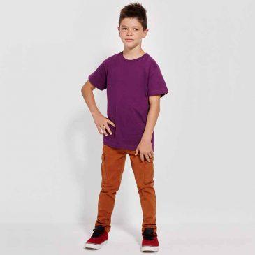 Camiseta M/C Dogo Premium Niño de Roly