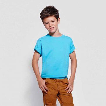 Camiseta M/C Braco 6550 Niño de Roly