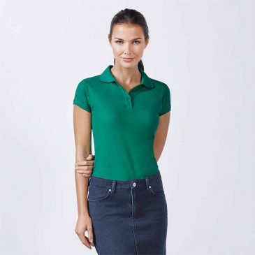 Polo M/C Star Woman 6634 Mujer de Roly