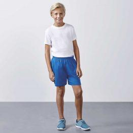 pantalón corto deportivo niño