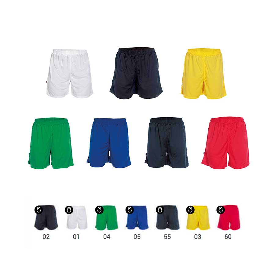 Pantalón corto deportivo Calcio 0484 Niño de Roly - Minutoprint 663e8dc66f60