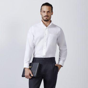 Camisa laboral Oxford Hombre de Roly