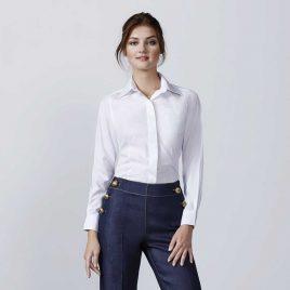 Camisa laboral Sofía L/S Mujer de Roly