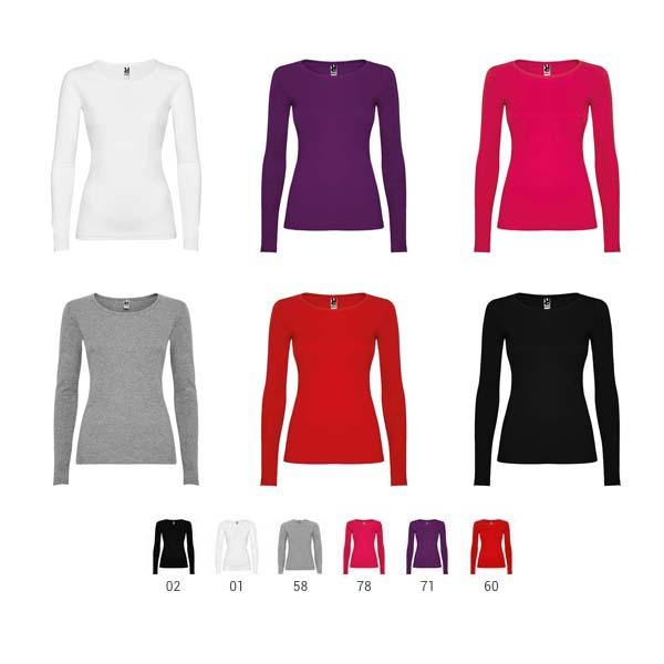 b39f3bcad8d4d Camiseta M L Extreme Woman 1218 Mujer de Roly - Minutoprint