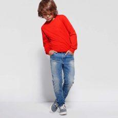 Camiseta manga larga algodón de niño