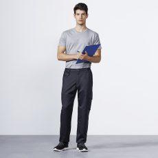 Pantalón largo de hombre recto
