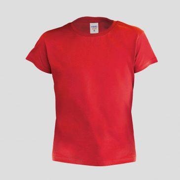Camiseta Hecom Color 4198 Niño de Makito