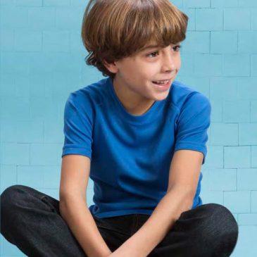 Camiseta Tecnic Plus 4185 Niño de Makito