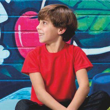 Camiseta Tecnic Rox 5249 Niño de Makito