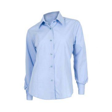 Camisa de mujer B8090 de Workteam