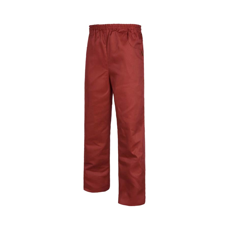 Pantal n cocina b1427 de workteam ponle color a tu cocina minutoprint - Pantalones de cocina ...