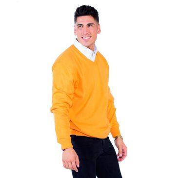 Jersey de vestir Cuello Pico 150 de Joylu