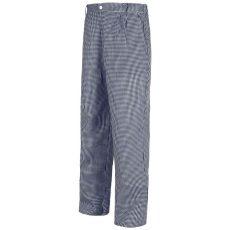 Pantalón cocinero cuadros vichi rojo o azul - Minutoprint