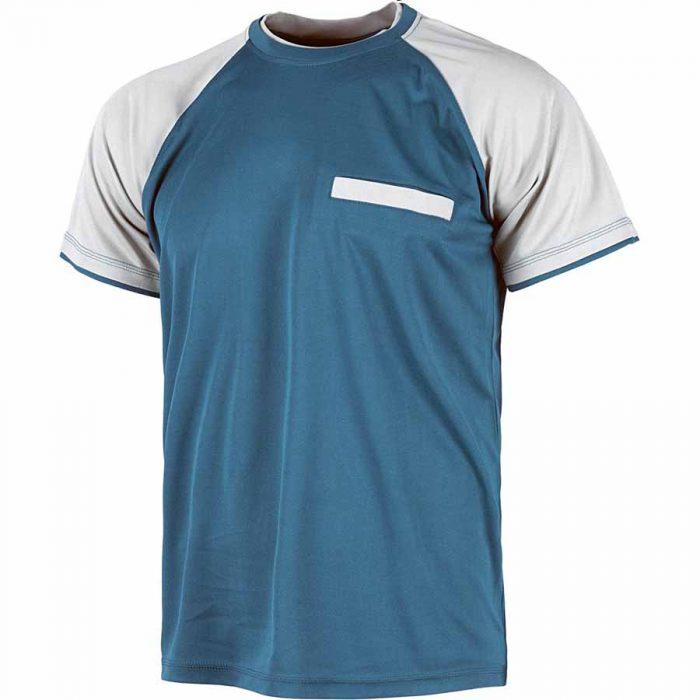 Camiseta ligera, deportiva y laboral