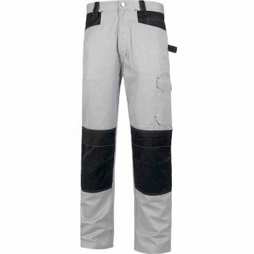 Pantalón combinado con refuerzos