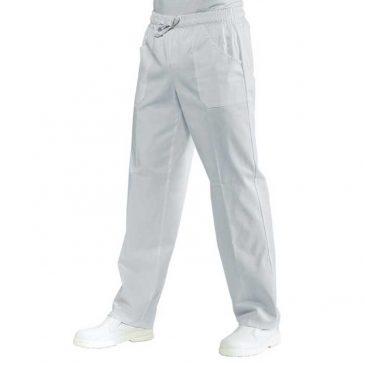 pantalón sanitario blanco