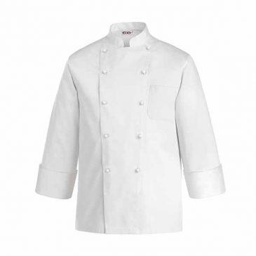 chaqueta cocina algodón