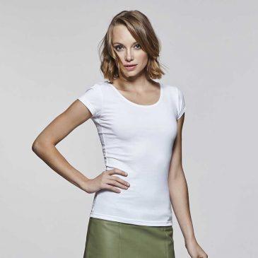 camiseta espalda cruzada