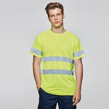 Camiseta Alta Visibilidad Delta de Roly