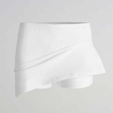 Falda pantalón mujer