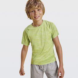 Camiseta técnica de niño
