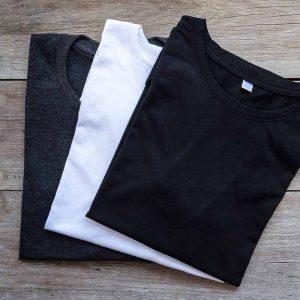 camisetas hombre manga larga