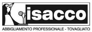 logo de la marca Isacco